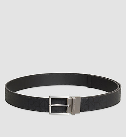 CALVIN KLEIN Reversible Belt - Power CK K50K502142001