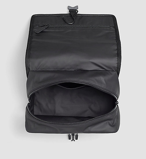 CALVINKLEIN Hanging Washbag - BLACK - CALVIN KLEIN SMALL ACCESSORIES - detail image 1