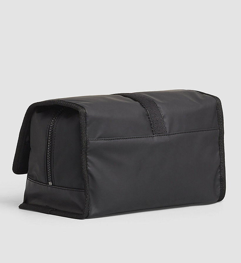 CALVINKLEIN Hanging Washbag - BLACK - CALVIN KLEIN SHOES & ACCESSORIES - detail image 2