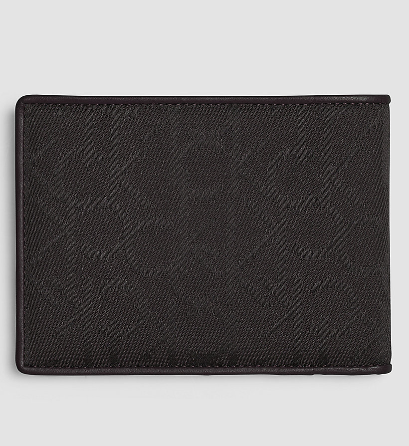 CALVINKLEIN Billfold Wallet - BLACK - CALVIN KLEIN SHOES & ACCESSORIES - detail image 2