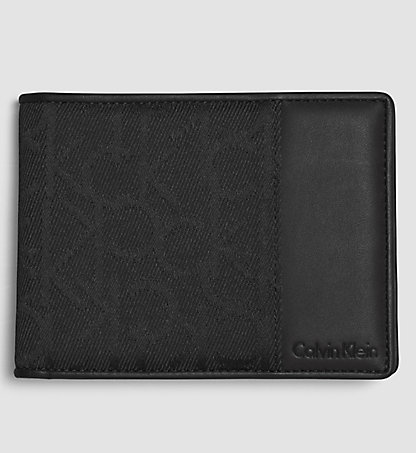 CALVIN KLEIN Billfold Wallet - Power Logo K50K502199001