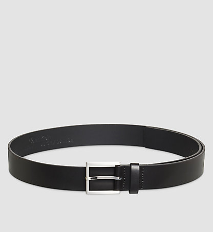 CALVIN KLEIN Leather Belt - Leon K50K502232001