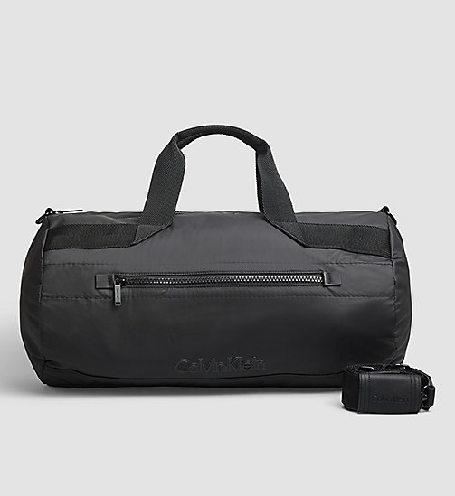 CALVINKLEIN Weekender Bag - BLACK - CALVIN KLEIN WEEKEND BAGS - main image