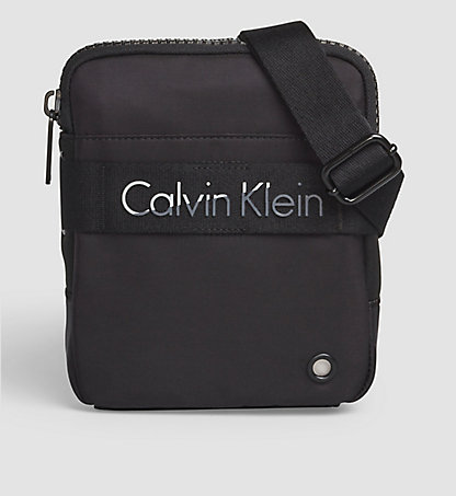 CALVIN KLEIN Flacher Mini-Crossover-Bag - Madox K50K502277001