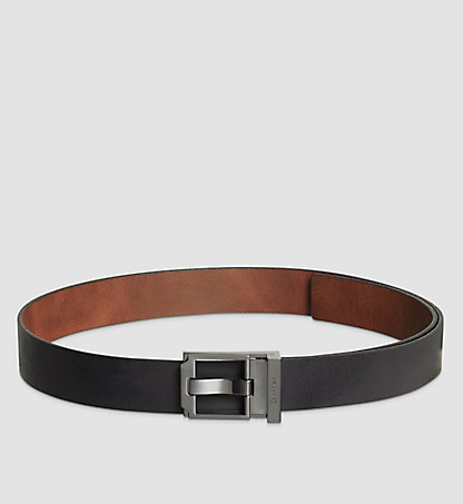CALVIN KLEIN Reversible Leather Belt - Madox K50K502281910