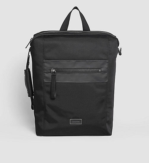 Backpack - BLACK - CALVIN KLEIN  - main image