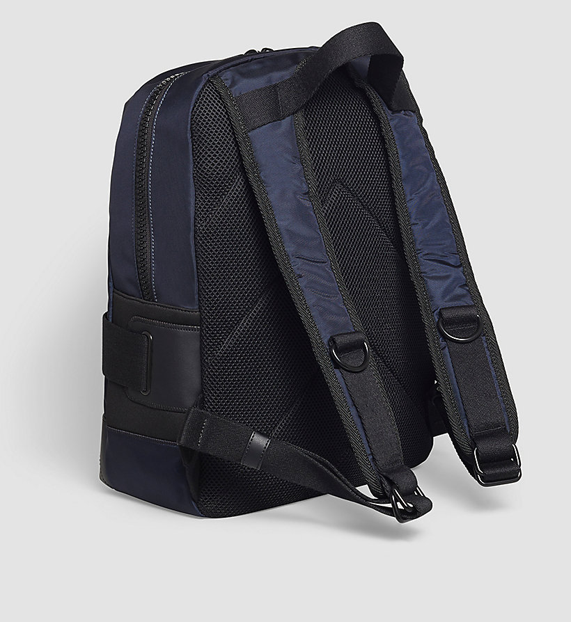 CALVINKLEIN Backpack - NAVY - CALVIN KLEIN SHOES & ACCESSORIES - detail image 2