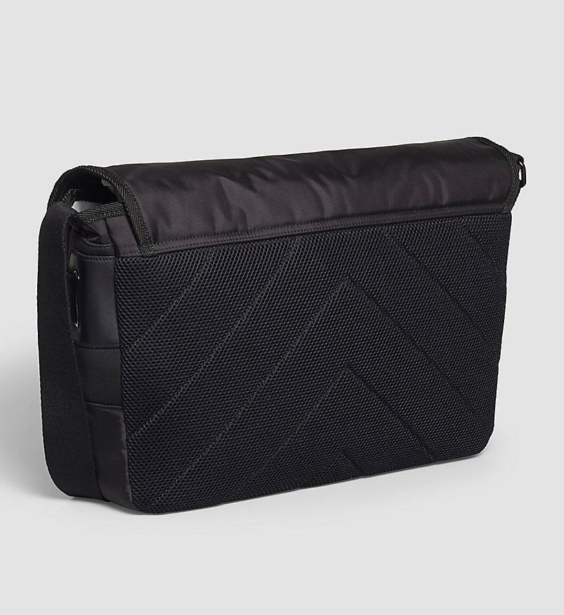 CALVINKLEIN Messenger Bag - BLACK - CALVIN KLEIN SHOES & ACCESSORIES - detail image 2