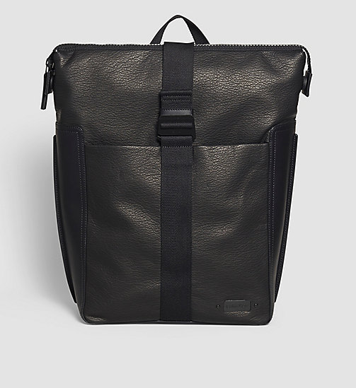 CALVINKLEIN Backpack - BLACK - CALVIN KLEIN  - main image