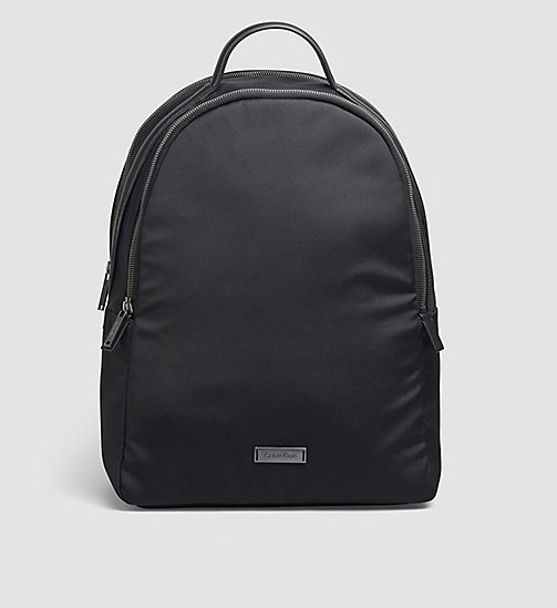 CALVINKLEIN Backpack - BLACK - CALVIN KLEIN BAGS - main image
