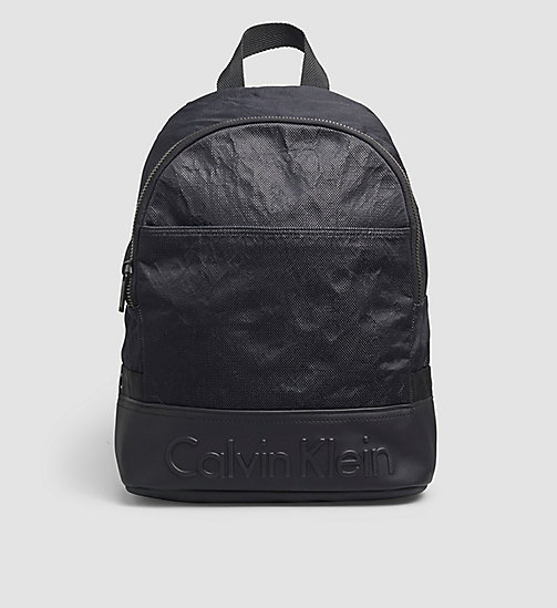 CALVINKLEIN Backpack - BLACK - CALVIN KLEIN URBAN FUSION - main image