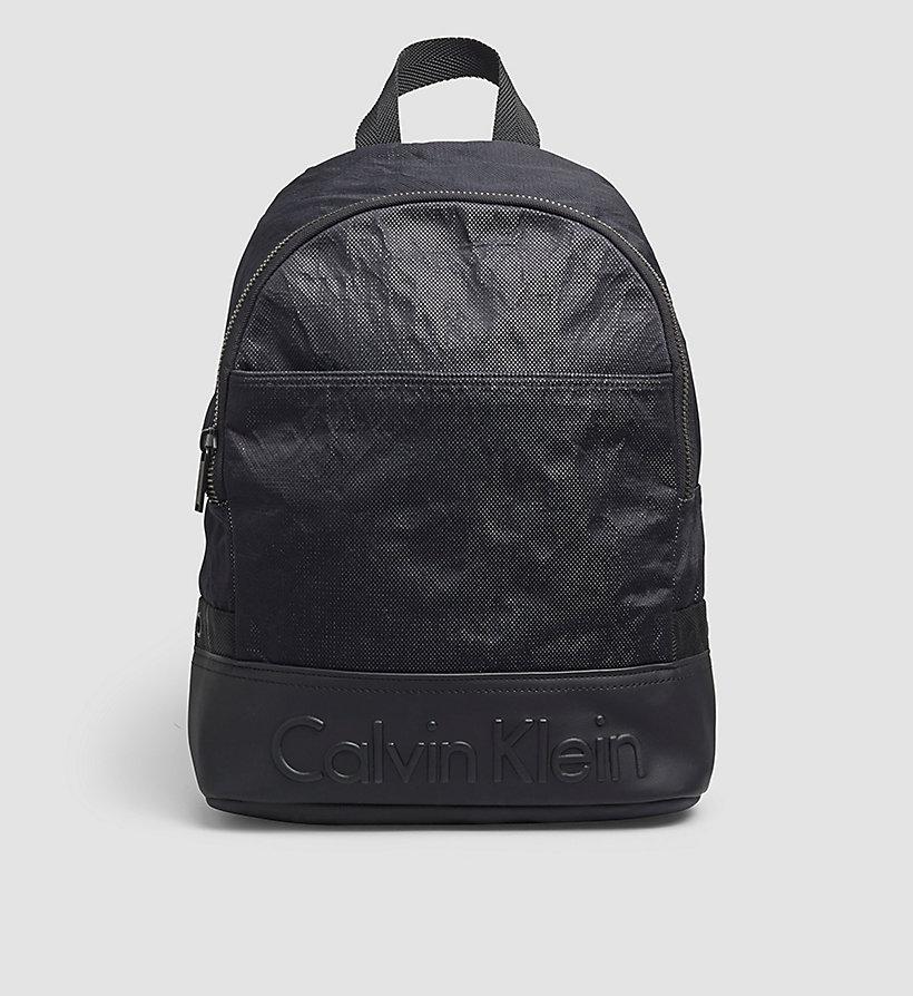 calvinklein backpack black calvin klein shoes accessories main. Black Bedroom Furniture Sets. Home Design Ideas