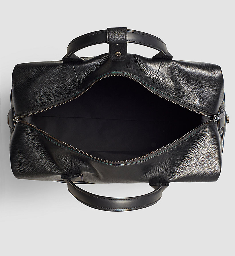 CALVINKLEIN Weekender Bag - BLACK - CALVIN KLEIN SHOES & ACCESSORIES - detail image 2