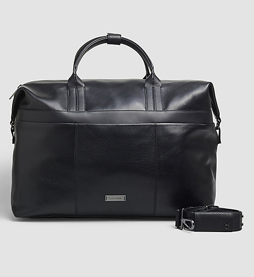 Weekender Bag - BLACK - CALVIN KLEIN  - main image