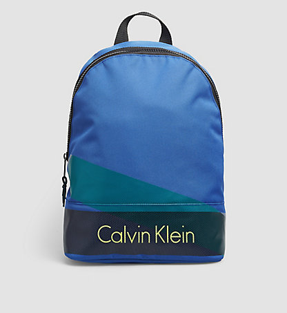 CALVIN KLEIN Printed Nylon Backpack K50K502334441