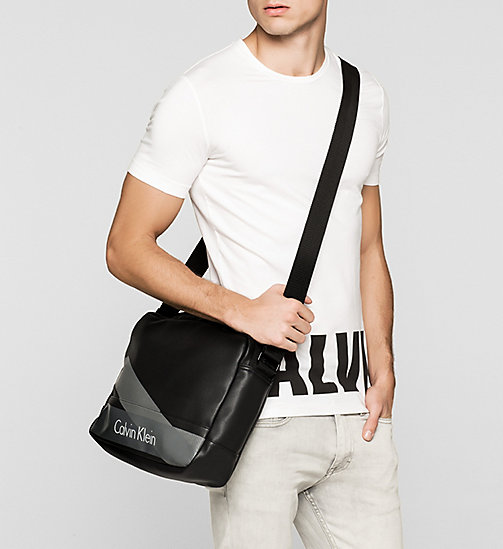 Messenger-Bag - BLACK - CALVIN KLEIN  - main image 1