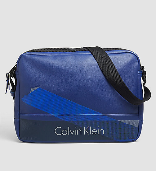 Messenger Bag - BLUE DEPTHS - CALVIN KLEIN SHOES & ACCESSORIES - main image