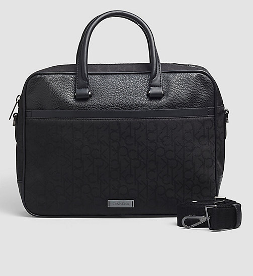 Laptop Bag - BLACK - CALVIN KLEIN  - main image