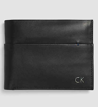 CALVIN KLEIN Leather Wallet K50K502458001