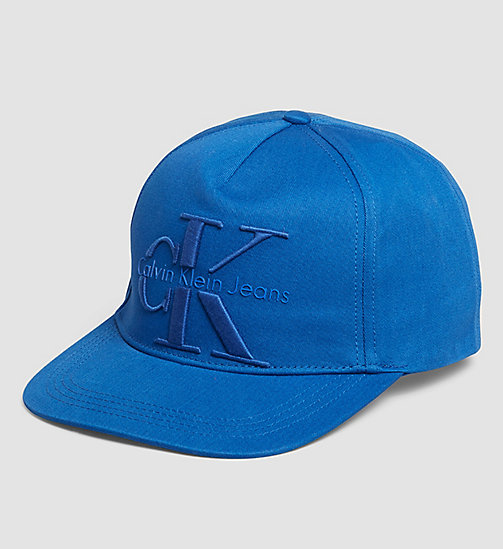 CKJEANS Baseball Cap - MONACO BLUE - CK JEANS HATS, SCARVES & GLOVES - main image