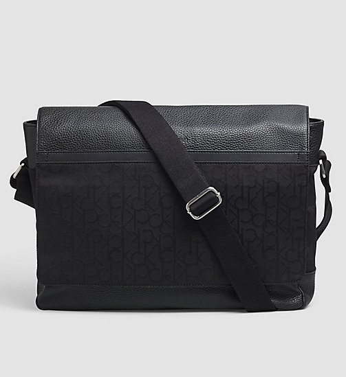 Messenger Bag - BLACK - CALVIN KLEIN  - main image