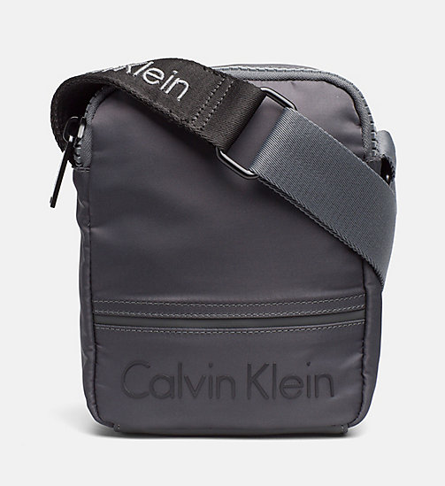 CALVINKLEIN Flat Crossover - DARK SHADOW - CALVIN KLEIN NEW ARRIVALS - main image