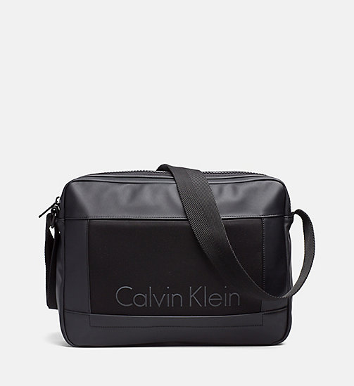 Messenger Bag - BLACK - CALVIN KLEIN SHOES & ACCESSORIES - main image