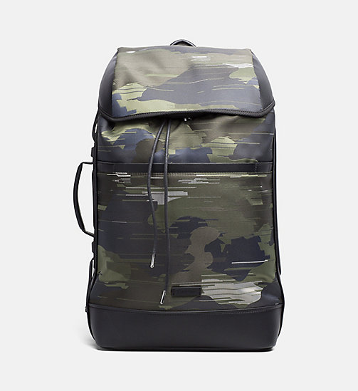CALVINKLEIN 48 Hour Backpack - SPEED CAMO - CALVIN KLEIN CARRIED AWAY - main image