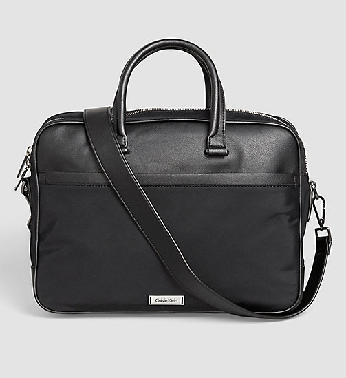 CALVINKLEIN Laptoptas - BLACK - CALVIN KLEIN WORK TO WEEKEND - main image