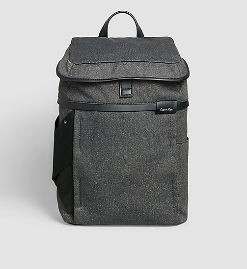 CALVINKLEIN 48 Hour Backpack - BLACK - CALVIN KLEIN ACTION-PACKED - main image