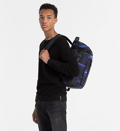 CALVINKLEIN Printed Side Handle Backpack - MOTION PRINT - CALVIN KLEIN  - detail image 1