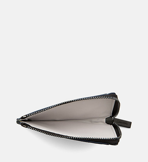 CALVINKLEIN Leather Camo Zip-Around Cardholder - SPEED CAMO - CALVIN KLEIN ACCESSORIES - detail image 1