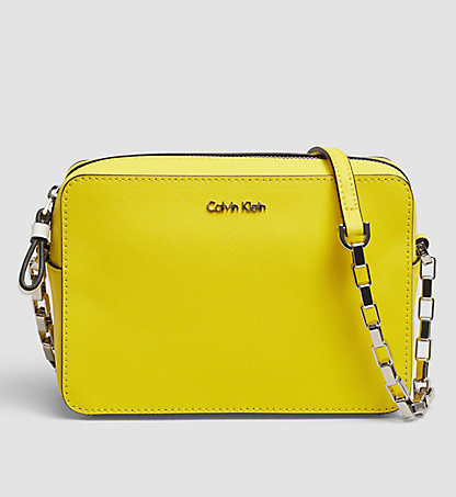 CALVIN KLEIN Leather Micro Crossover - Sofie K60K601056910
