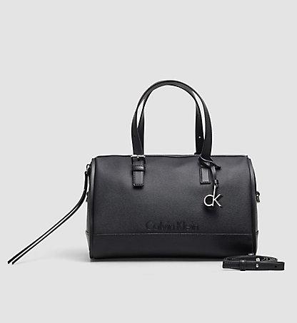Innovative Details About Women Bag Calvin Klein Melissa Satchel CK New Collection