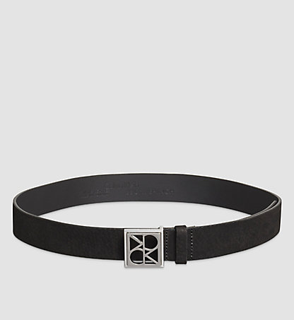 CALVIN KLEIN Logo Belt - Fashion K60K602083001