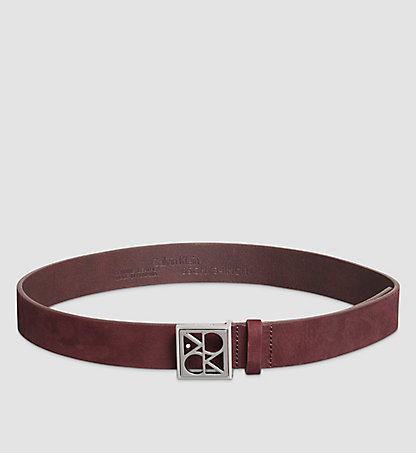 CALVIN KLEIN Logo Belt - Fashion K60K602083500