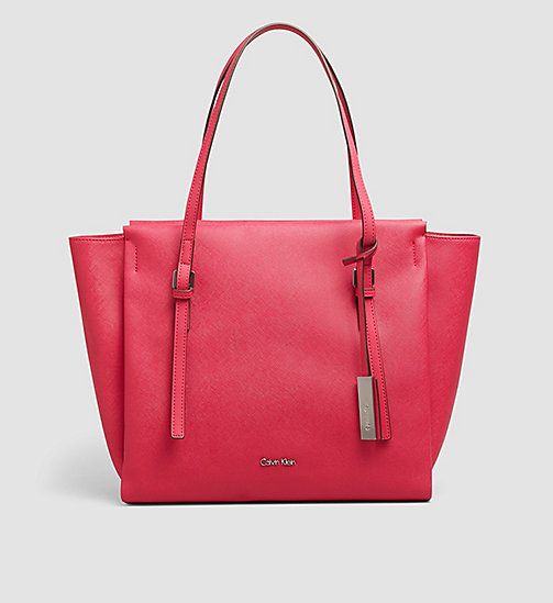 Large Tote Bag - BRIGHT ROSE - CALVIN KLEIN  - main image