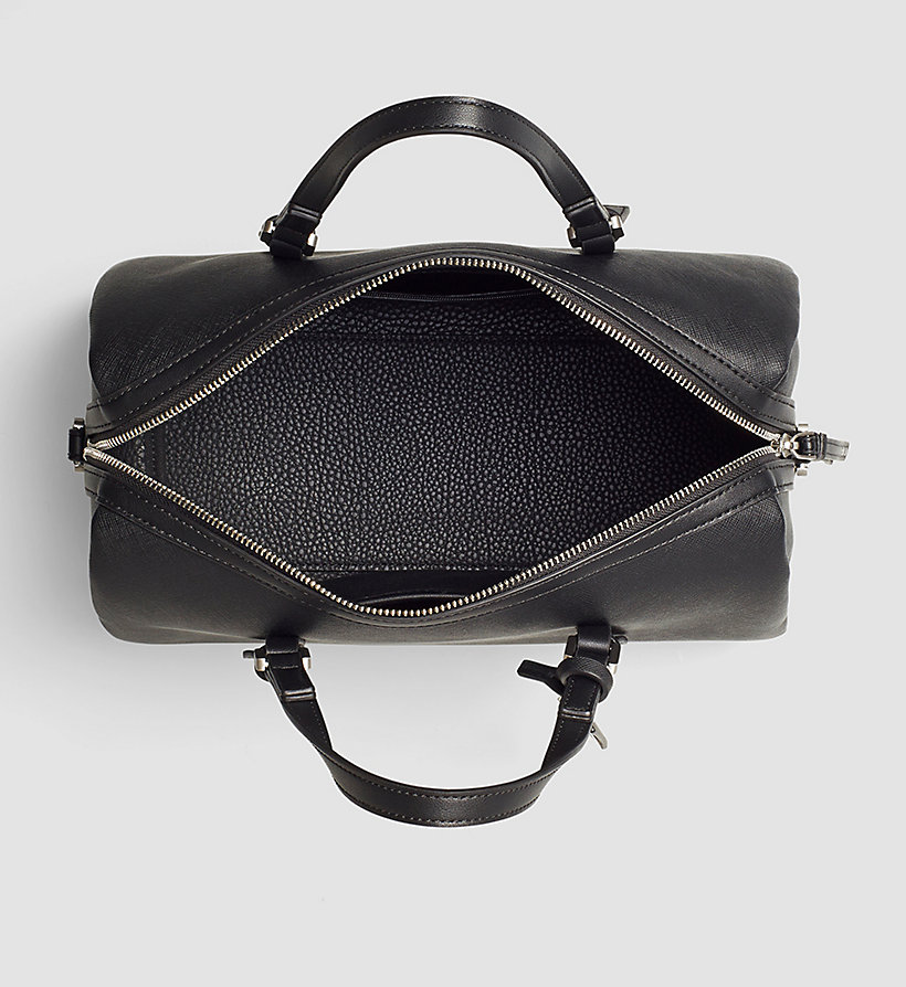 CALVINKLEIN Duffle Bag - BLACK - CALVIN KLEIN SHOES & ACCESSORIES - detail image 2