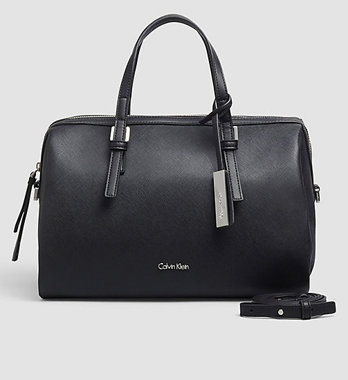 CKJEANS Duffle Bag - BLACK - CALVIN KLEIN SHOES & ACCESSORIES - main image