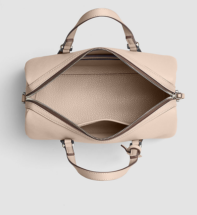 CALVINKLEIN Duffle Bag - MUSHROOM - CALVIN KLEIN SHOES & ACCESSORIES - detail image 2