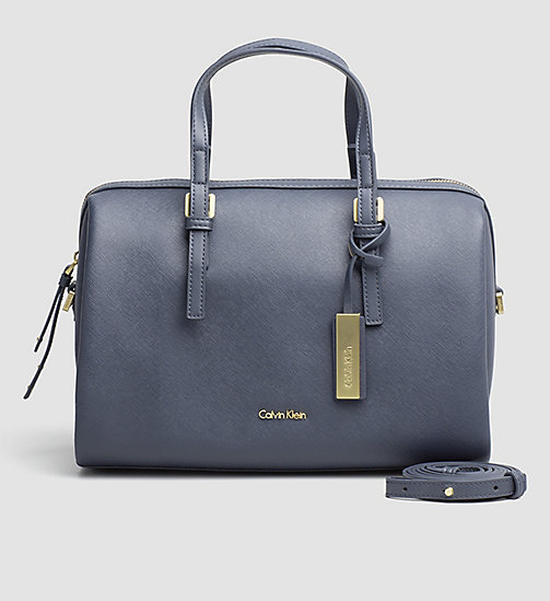 CKJEANS Duffle Bag - OMBRE BLUE - CALVIN KLEIN SHOES & ACCESSORIES - main image