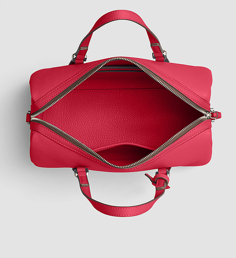 CALVINKLEIN Duffle Bag - BRIGHT ROSE - CALVIN KLEIN SHOES & ACCESSORIES - detail image 2