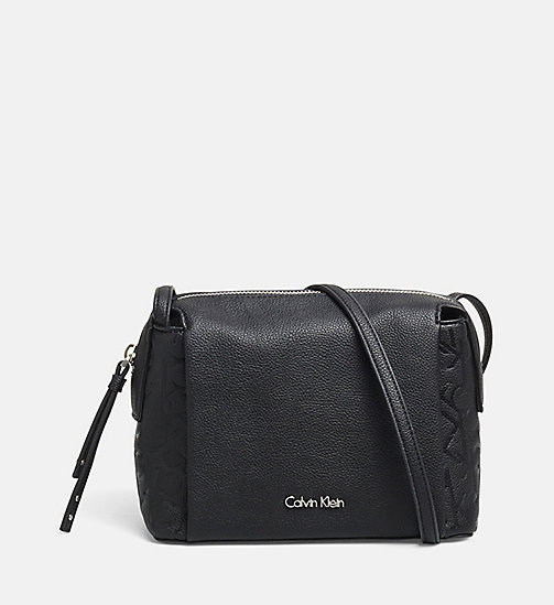 CALVINKLEIN Small Crossover - BLACK - CALVIN KLEIN CROSSOVER BAGS - main image