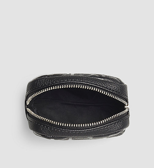 CALVINKLEIN Coin Pouch - BLACK - CALVIN KLEIN SMALL ACCESSORIES - detail image 1