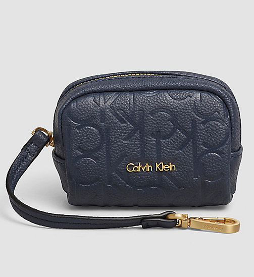 CALVINKLEIN Coin Pouch - OMBRE BLUE - CALVIN KLEIN SMALL ACCESSORIES - main image