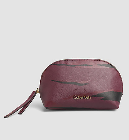 CALVIN KLEIN Make-Up Bag - Marissa Print K60K602331902