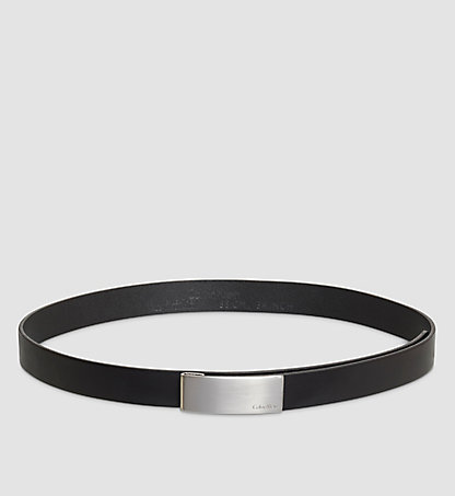 CALVIN KLEIN Leather Belt - Standalone K60K602362001