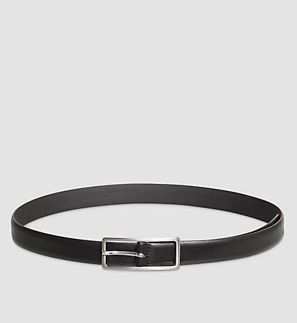 CALVIN KLEIN Leather Belt - Standalone K60K602363001