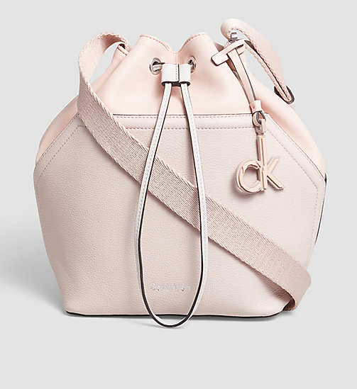 Bucket Bag - FRAPPE/SOFT PINK - CALVIN KLEIN  - main image