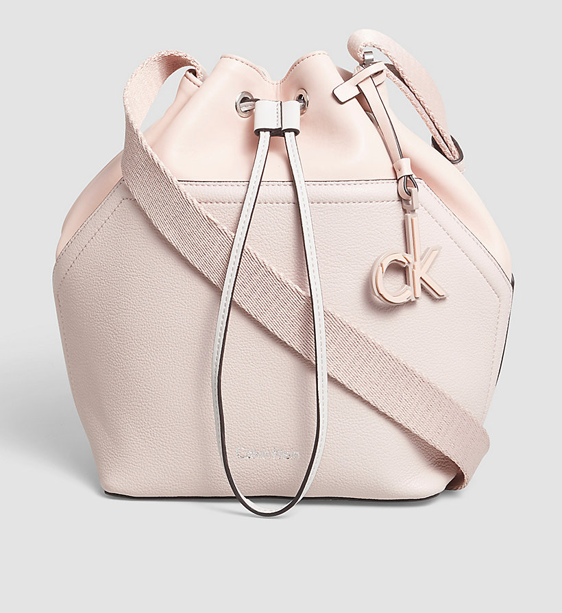 CALVINKLEIN Sac seau - FRAPPE/SOFT PINK - CALVIN KLEIN CHAUSSURES & ACCESSOIRES - image principale